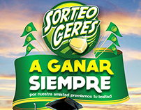 Sorteo Ceres 2013