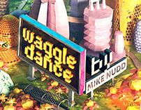 Waggle Dance - lowpoly bee world!
