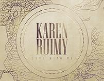 CD Cover Karen Ruimy