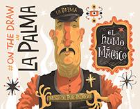 #onthedraw - La Palma