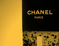 Chanel Perfume Packaging