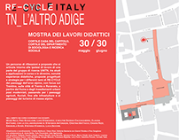 Exibition Re-Cycle Italy