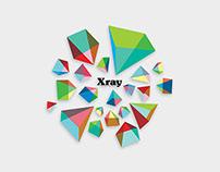 Xray Eyewear Rebrand