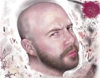 Graphics Tablet Portrait