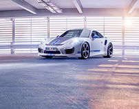 Techart Porsche Turbo S