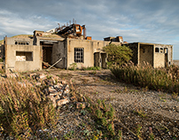 Atomic Weapons Research Establishment Orford Ness