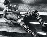 FRENCH FLAIR _ FILIP HRIVNAK for AUGUST MAN magazine