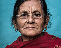 Faces - Nepal