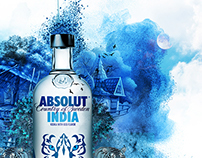 Design the Absolut India Finali Limited Edition bottle