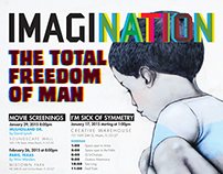 """PAXy """"Imagination, the Total Freedom of Man"""""""