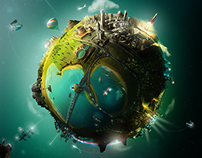 The Universim - Official Poster