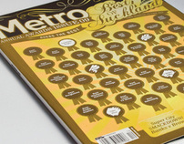 Metro Mag cover design competition