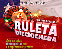 Ruleta Dieciochera, 2014.