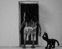 Crouching Kitty Hidden Beauty