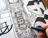 Sketchbooks Sep 2014