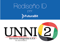 Redesign ID UNNI2 / Rediseño ID UNNI2