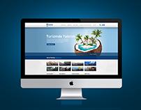 SARAN HOLDING   WEBSITE INTERFACE SAMPLES