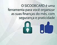 Folder Sicoob Coopecredi - Divulgação