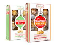 Holiday Glazed Cookies - Too Good Gourmet