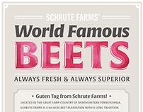 Extensis Fontspiration: Schrute Farms