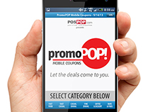PromoPOP Mobile Coupons