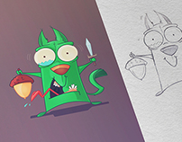 Characters and Illustrations