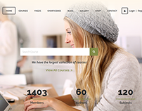 LMS | Responsive Learning Management Theme