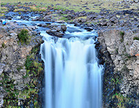 Waterfall - Хүрхрээ
