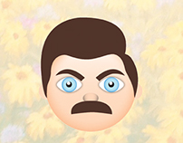 Parks And Recreation Emojis