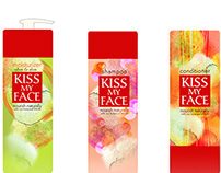 Kiss My Face Rebrand