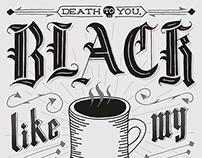 Black Like My Metal