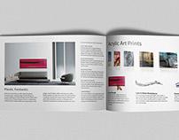 Brochure Design for Image Shed