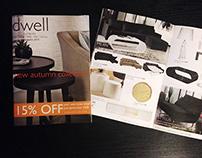Dwell Autumn Catalogue Launch