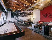 Silicon Valley Bank at WeWork Golden Gate