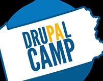 Drupal Camp PA Branding