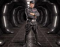 Imperial Officer - Star Wars 501st Legion