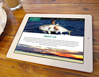 Southern Drawl - responsive bootstrap website design