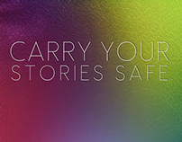 Samsonite. Carry your stories safe.