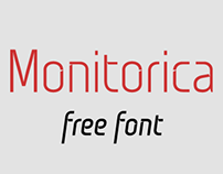 Monitorica (Typeface)