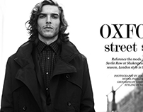 Oxford Street Style
