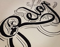 Hand Lettering Vol.1