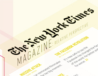 New York Times Spreads
