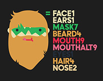 NOSY (Free OpenType t̶y̶p̶e̶f̶a̶c̶e facetype!)