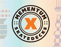 Mementum Skatedecks