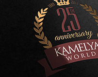 Kamelya World Hotels 25th anniversary