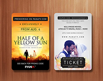 HOAYS Movie (Ticket Design)