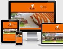 Website Brasiléa Café