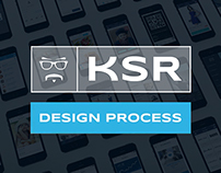 UX PROCESS - App Design