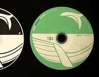 Mike Farris CD & DVD Packaging