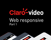 Clarovideo - Web Responsive - Part 1